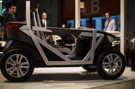 DIY开源家庭轿车-内容详情-玩意儿