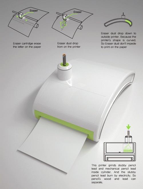 铅笔打印机-具体内容-玩意儿
