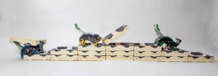 智能建筑小机器人-产品详情-玩意儿