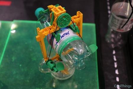 将废旧瓶罐变成玩具神奇的套件-内容详情-玩意儿