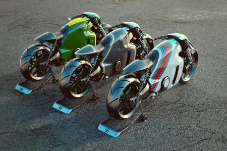 LOTUS公司首款重型摩托-具体内容-玩意儿