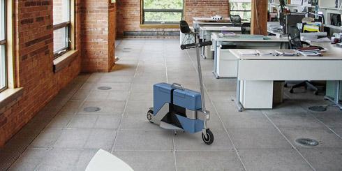 手提箱电动滑板车