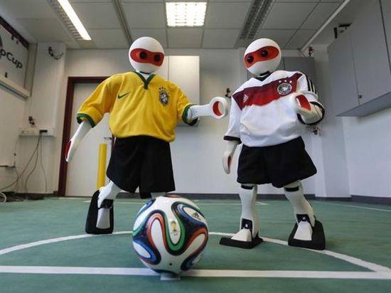 机器人世界杯巴西开赛