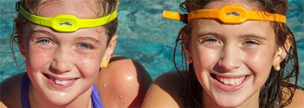 全球首款智能防溺水穿戴设备 iSwimband