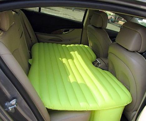 汽车后座充气床垫