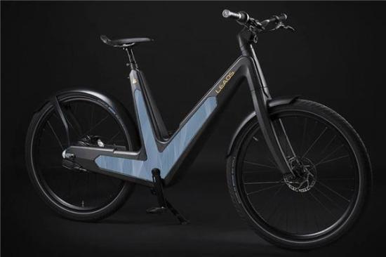 太阳能电动自行车
