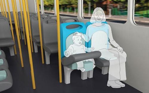 2014年红点奖获奖作品 宝宝安全座椅