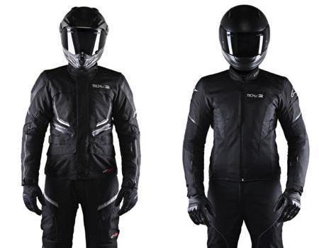 摩托车手充气保护服