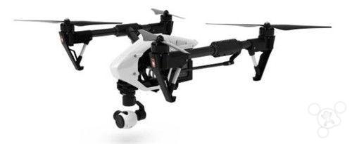 Inspire1航拍无人机 可拍出专业级4K视频