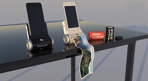 便携Iphone和Ipad打印机 Printeroid