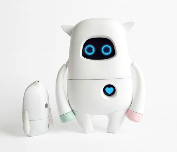 人工智能机器人Musio