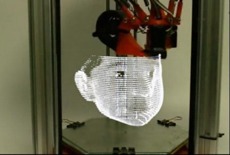 光影3D打印技术