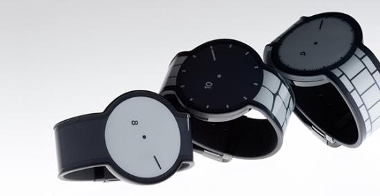 索尼电子墨水屏手表 FES watch
