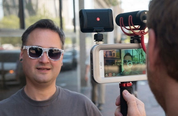 将iPhone变成专业级摄影平台的神器