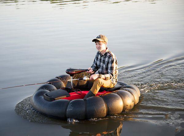 GoBoat便携折叠充气艇
