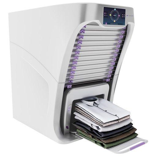FoldiMate自动叠衣服机 带蒸汽熨烫功能
