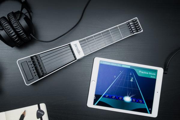 智能吉他jamstik+