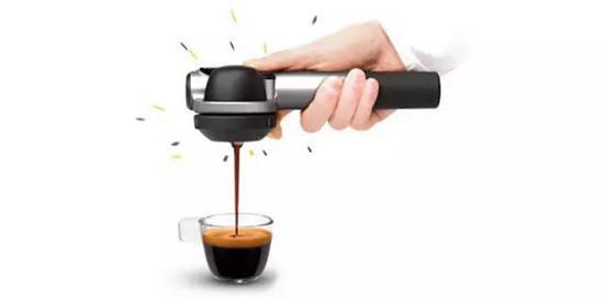 Minipress便携式咖啡机