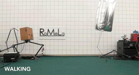超轻气球机器人