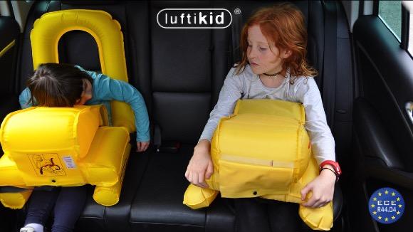 充气式儿童安全座椅