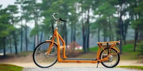 这自行车保证你没见过!