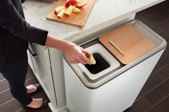 Zera厨余处理器 将厨余变成肥料