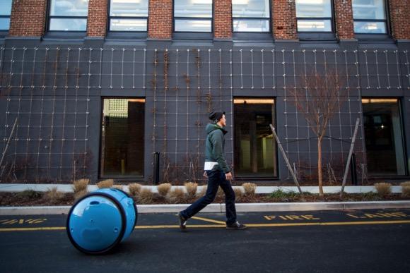 Gita自动跟随运货机器人
