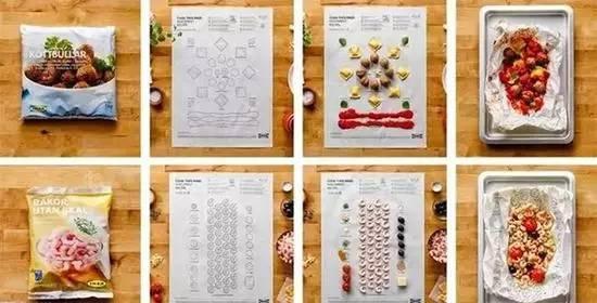 宜家推出的创意食谱 让你瞬间变顶级厨师
