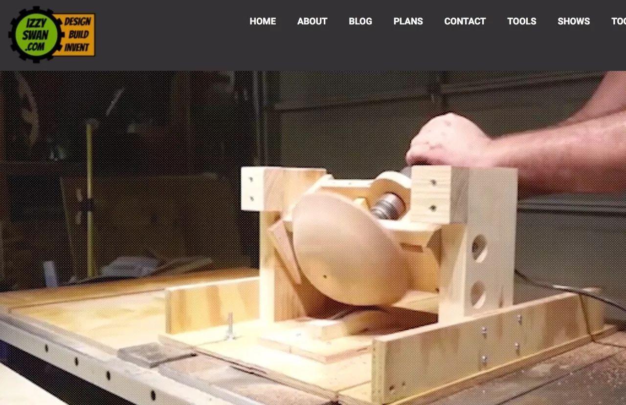 史上最强木匠 他制作的木头玩具让人大开眼界