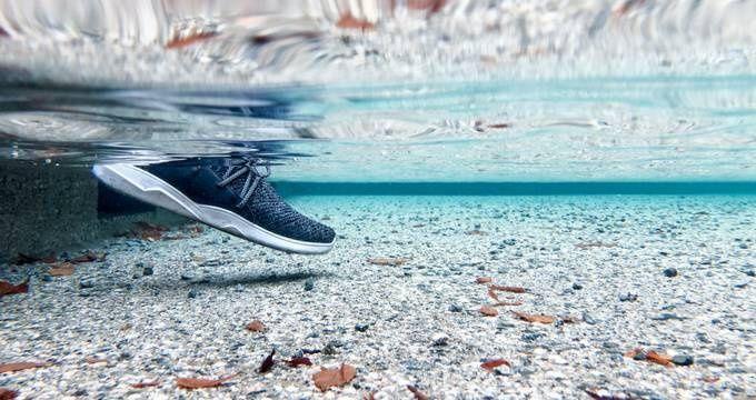 Vessi一款100%防水运动鞋