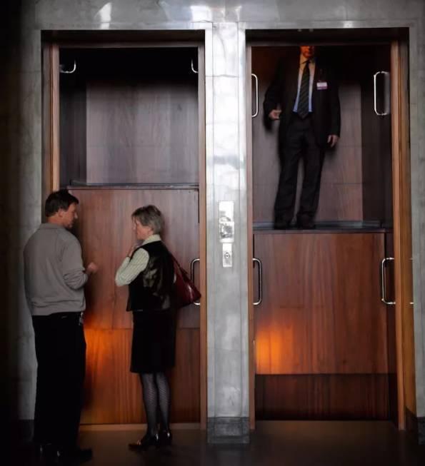 一款不需要等待的电梯