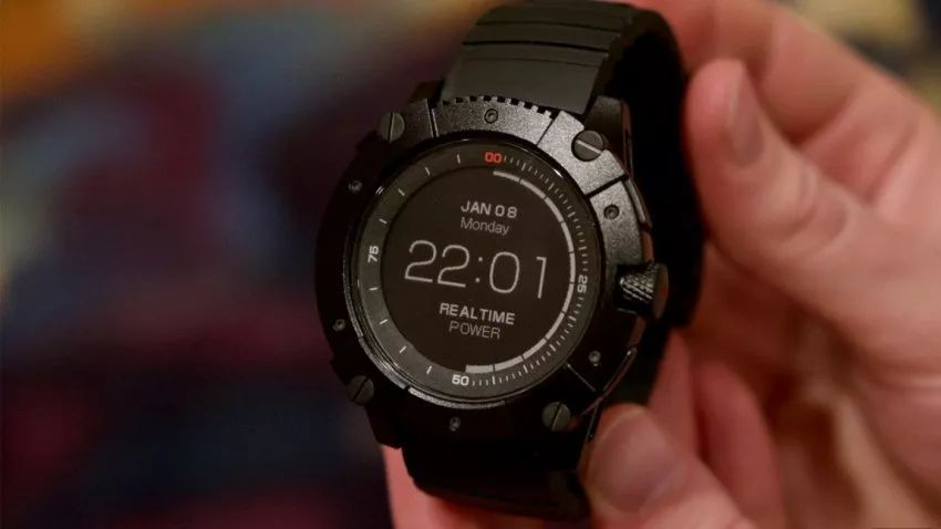 Matrix PowerWatch X 体温供电智能手表