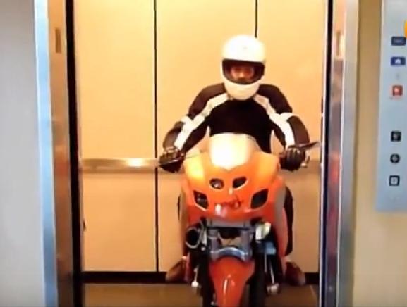 变形电动摩托车3