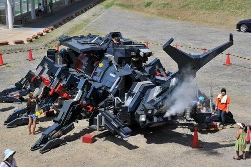 机械怪兽5
