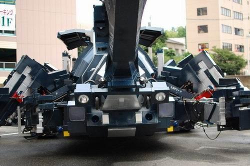 机械怪兽4