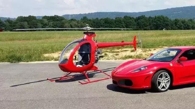 Mosquito Flyin微型私人直升机,只要39万!