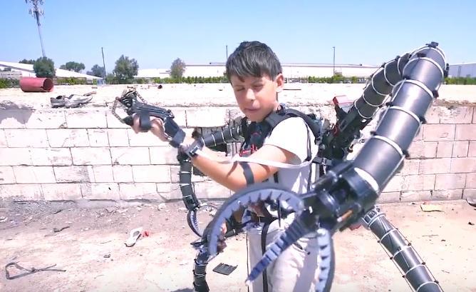 章鱼机械臂1