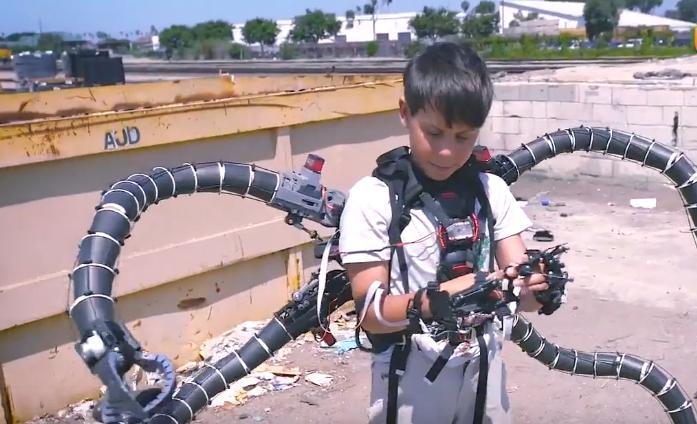 章鱼机械臂4