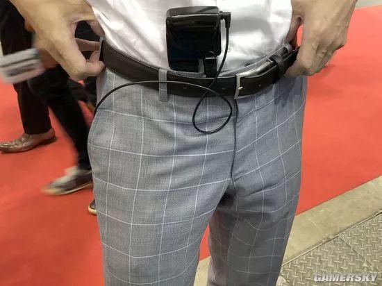 日本又出奇葩神器,裤裆风扇