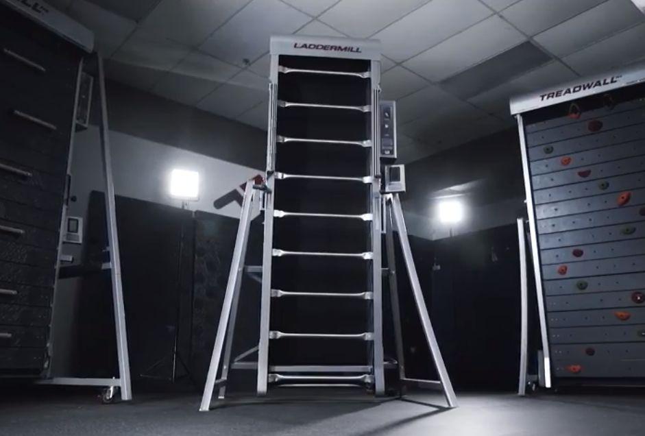 爬楼梯健身器,九阶楼梯让你跑不完-创意网