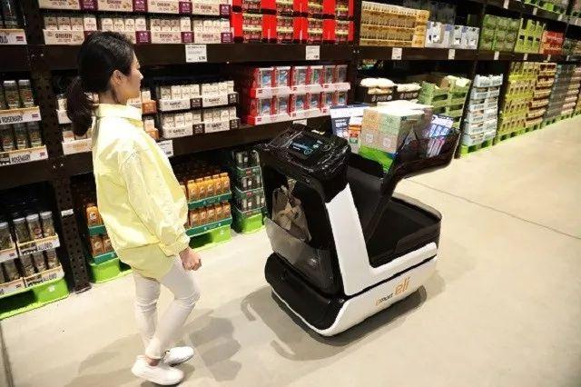韩国超市E-Mart推出智能购物车eli