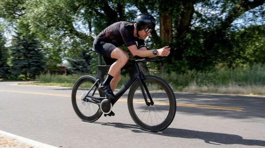 号称全球最省力的自行车,传动效率高达99%-创