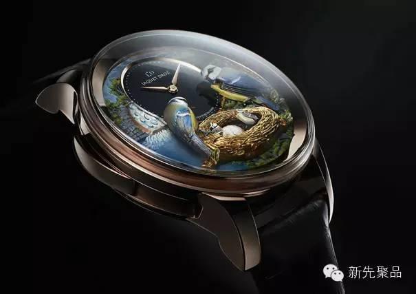 10款令你眼前一亮的创意手表