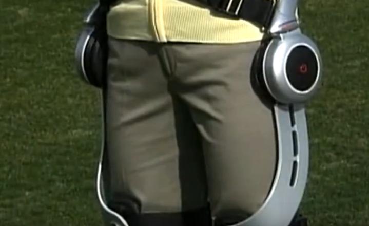 本田研发步行辅助装置,让老人走路健步如飞