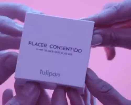 阿根廷发明同意安全套,4只手同时使用才能打开