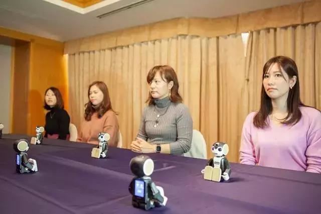 机器人相亲在日本火起来,不敢开口说的都让它帮你说