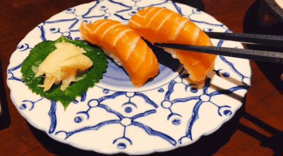 这个寿司店在吃前需体检,寿司还是3D打印出来-创意网