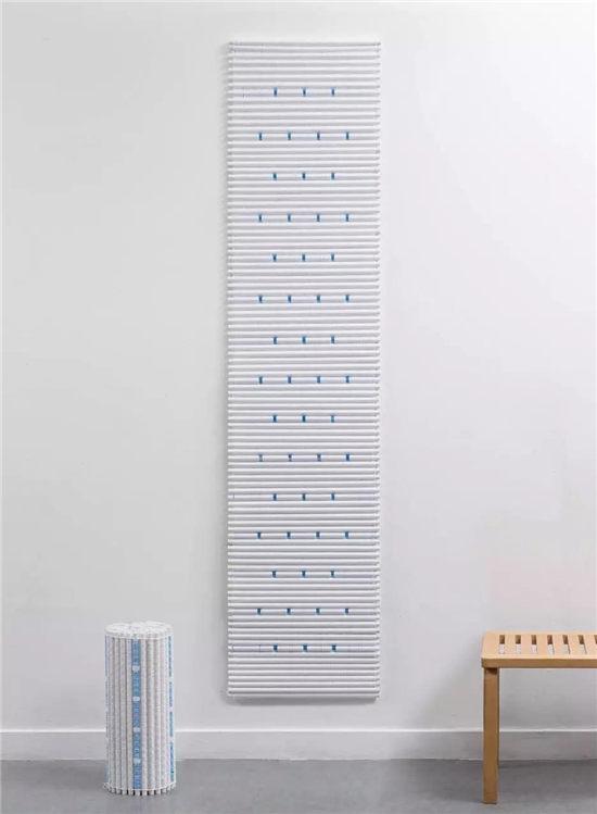 """这个""""编织空调""""可以降低室温,不用电还能做装饰"""