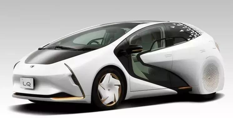 丰田LQ概念车,2020东京奥运会将投入使用