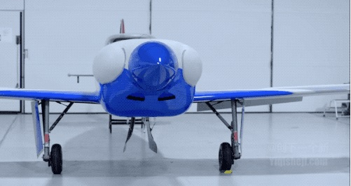 劳斯莱斯造了一架飞机,就为了打破世界记录